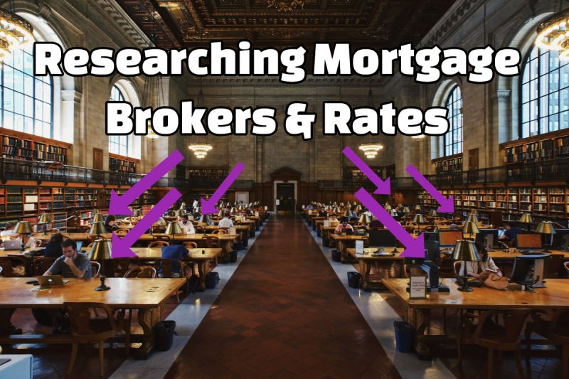 researching rates